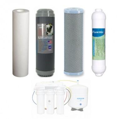Фильтры для воды на даче 150