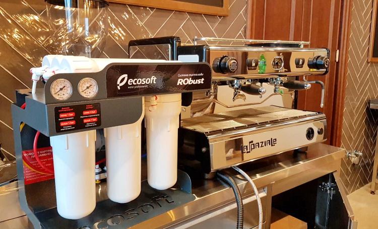 Ecosoft ROBUST 1000 обратный осмос (60 литров в час)