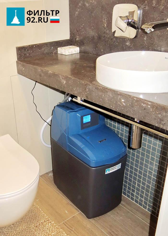 BWT AQUADIAL softlife умягчитель воды кабинет