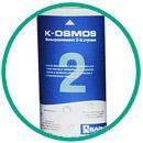 Фильтроэлемент 2 угольный к системе обратного осмоса Барьер К-ОСМОС