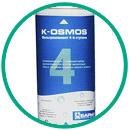 Фильтроэлемент 4 угольный постфильтр к системе обратного осмоса Барьер К-ОСМОС