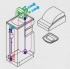 Aquapro Умягчитель Cabinet M